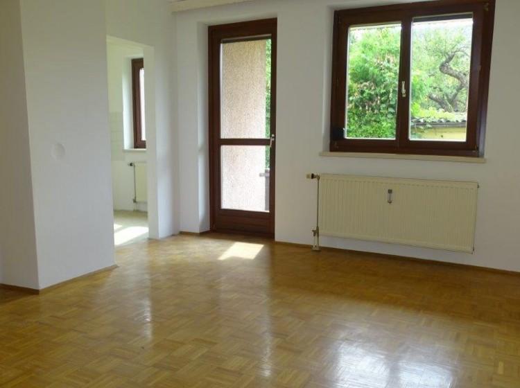 Objektbild: 2-Zimmer-Wohnung im Erdgeschoss mit Terrasse