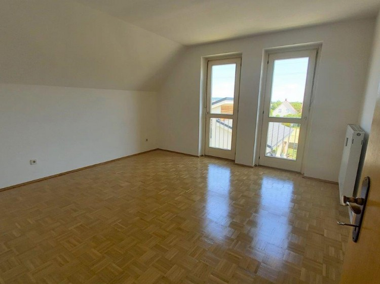 Objektbild: 2-Zimmer-Wohnung mit Loggia in zentraler, dennoch ruhiger Lage in Feldbach