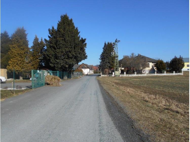 Objektbild: Entscheiden Sie sich für die Idylle des Südburgenlandes - ebenes Baugrundstück in sonniger Lage!