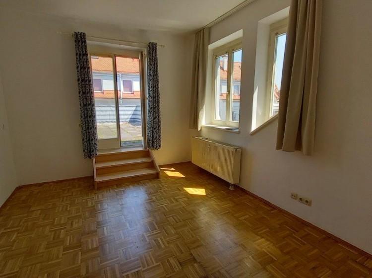 Objektfoto: Leistbares Wohnen im Stadtzentrum von Feldbach - 2-Zimmer-Wohnung mit ca. 45 m² großer Terrasse
