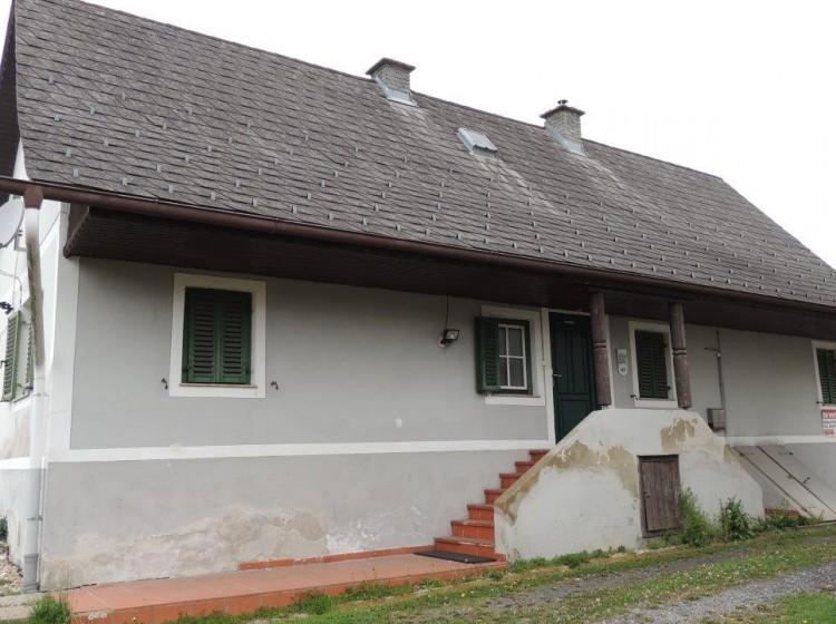 Objektbild: Wohnhaus mit kleinem Grundstück Nähe Kirchberg an der Raab