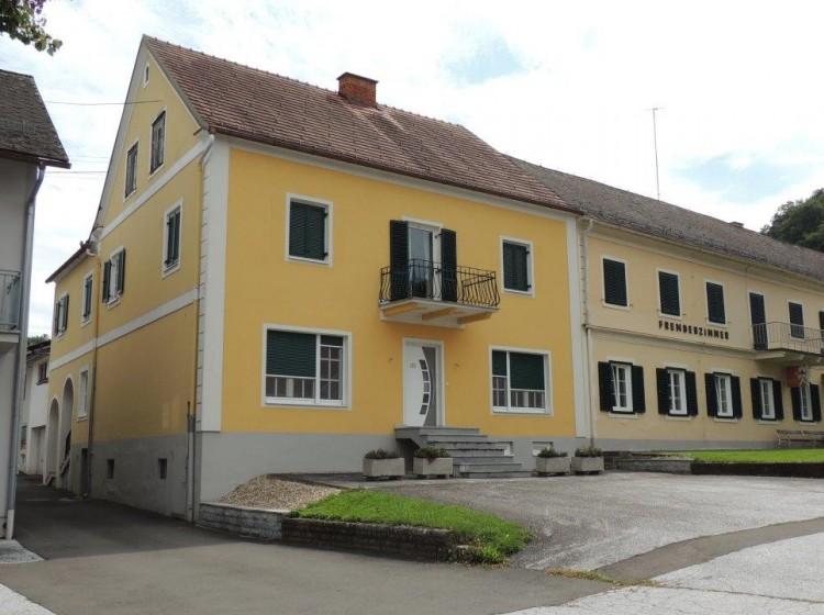 Objektfoto: Wohn-/Geschäftshaus in Hatzendorf