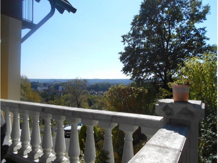 Objektbild: Gemütliche Erdgeschoss-Garconniere unweit der Stadt in schöner Aussichtslage