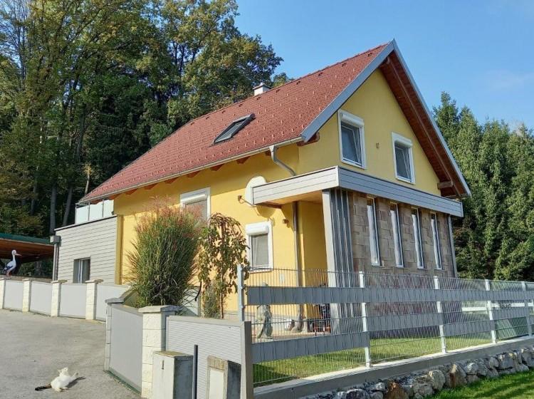 Objektfoto: Gepflegtes Einfamilienwohnhaus mit schöner Gartenanlage und Pool in Nähe St. Margarethen an der Raab
