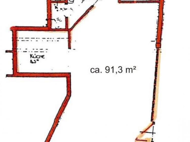 Objektbild: Geschäftsfläche in Frequenzlage