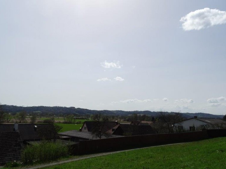 Objektbild: Baugrundstück in sonniger Aussichtslage